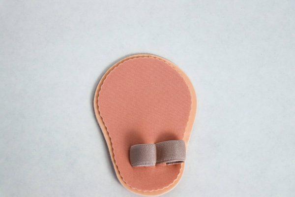 double toe straightener