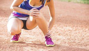 runner sore ankle