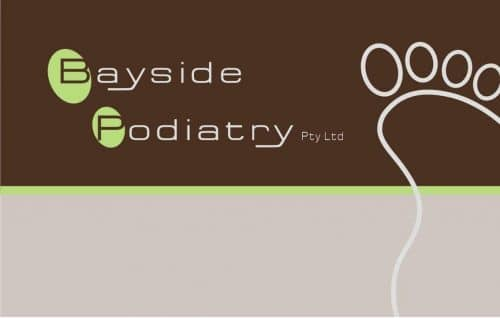 Bayside Podiatry logo | Foot Centre Group